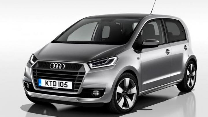 Audi разрабатывает новый субкомпактный автомобиль