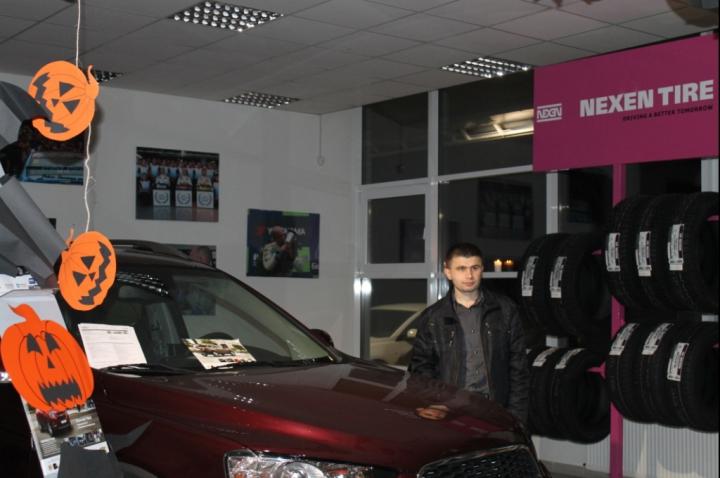 Объявлены победители лотереи авто-центра Chevrolet Moldova