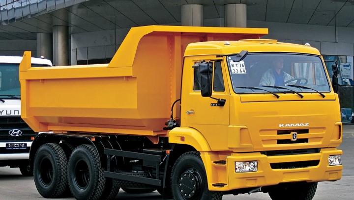КамАЗ выпустит грузовик с новой кабиной