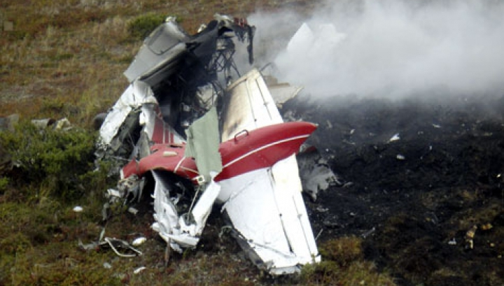 Пассажирский самолет разбился в Боливии