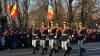 Тысячи людей собрались в Бухаресте, чтобы увидеть самый грандиозный за последние 20 лет военный парад