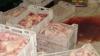 В Кишиневе на складах по хранению мяса птицы обнаружены серьезные нарушения