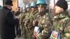 Миротворцы в Зоне безопасности получили инструктаж и сладости