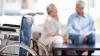 Все больше стариков просят убежища в домах престарелых