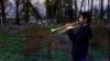 Юному трубачу Андрею Гамарцу, мечтающему о большой сцене, семья может помочь лишь словами поддержки