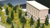 На территории выставочного центра Moldexpo начали строить гостиницу