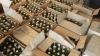 Трое мужчин задержаны по подозрению в изготовлении контрафактного алкоголя (ВИДЕО)