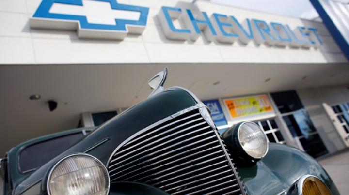 Американский автогигант прекращает продажи Chevrolet в Европе