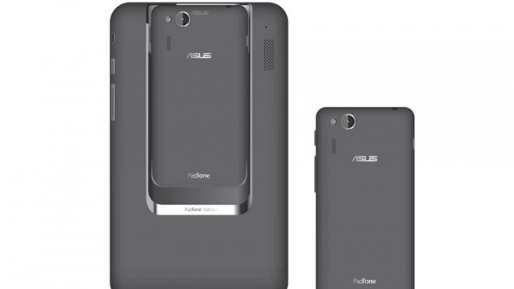 ASUS официально представила мини-версию смартфона PadFone