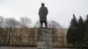 Очередной памятник Ленину повалили на Украине (ФОТО)