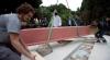 В Израиле появился памятник геям