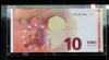 Европейский центральный банк представил новую банкноту номиналом 10 евро