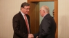 Корман на встрече с экс-еврокомиссаром: Ассоциация Молдовы с ЕС способствует росту национальной экономики