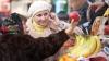 Жители столицы отправились на рынки за продуктами для праздничного стола (ВИДЕО)