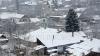 Снегопад сделал труднопроходимыми некоторые трассы, обесточены семь сел на юге