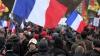 В Париже полиция задержала 150 участников антипрезидентского протеста