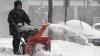 На северо-восток США обрушилась сильнейшая снежная буря