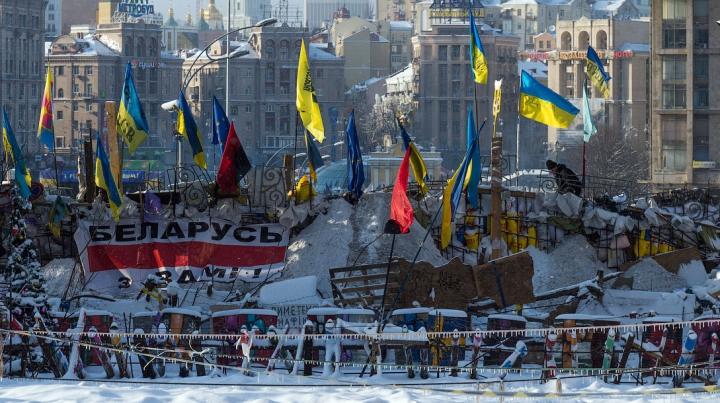 США порекомендовали Януковичу не вводить режим ЧП