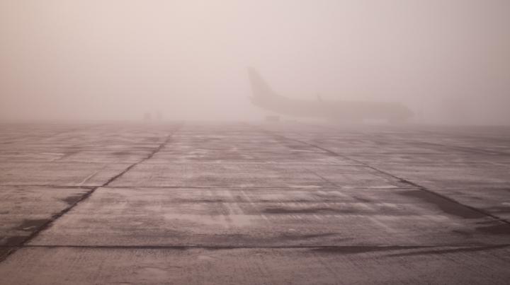 Вылет рейса Кишинев - Бухарест задерживается из-за неблагоприятных погодных условий