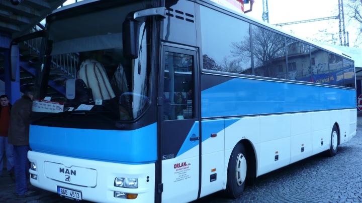Автобусные рейсы, следующие из Молдовы в Бухарест, аннулированы из-за метели