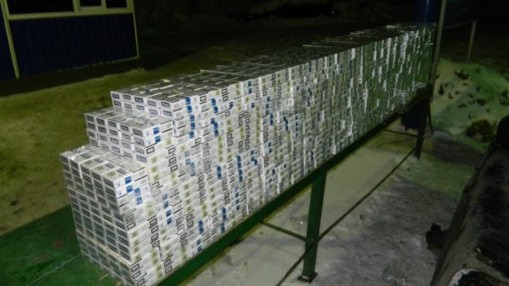 Молдавские таможенники обнаружили более 73 тыс контрабандных сигарет