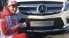 Российские призеры Олимпиады в Сочи получили в подарок автомобили