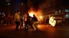В Сараево боснийцы сожгли президентский дворец
