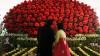 В честь 72-ой годовщины со дня рождения покойного лидера КНДР в стране проходит фестиваль цветов