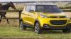 Chevrolet представил кроссовер Adra для азиатского рынка