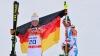Немецкая горнолыжница Мария Хёфль-Риш выиграла суперкомбинацию