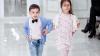 Дизайнер из Молдовы разработала линию модной одежды для детей