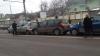Цепная авария на Буюканах: пострадало по меньшей мере четыре автомобиля