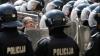 В Сараево в ходе столкновений пострадали более 90 человек