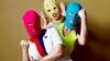 На Pussy Riot во время акции в Сочи напали казаки (ВИДЕО)