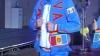 Молдавские спортсмены носят в Сочи шарфы с триколором, очерёдность цветов которого нарушена