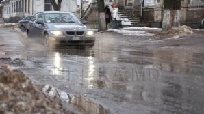 Киртоакэ о грязи после таяния снега: Эта проблема не решится за год или два