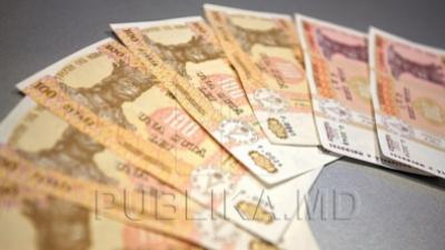 Средний доход молдаван вырос на 10%