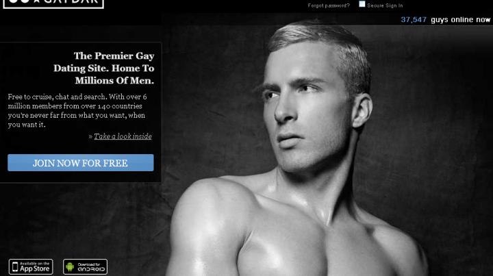 Крупный Сайт Гей Знакомств