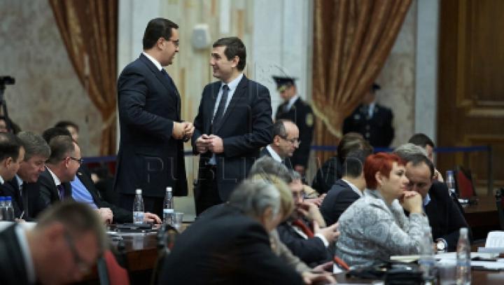 Судебную реформу и европейскую интеграцию назвали приоритетами весенне-летней сессии