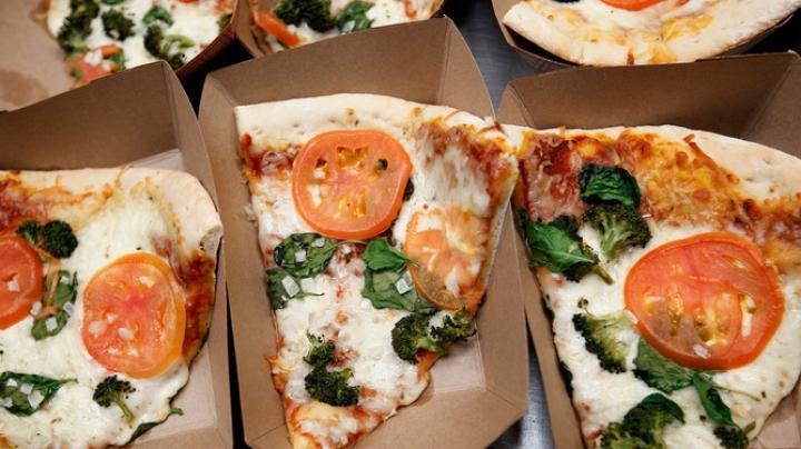 Для американских солдат изготовили пиццу, хранящуюся три года