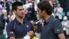 Новак Джокович взял реванш у Роджера Федерера за поражение в Дубае