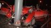В Единецком районе в ДТП погибли молодые родители и их четырехлетний ребенок