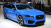 Jaguar представила в Женеве модификацию универсала XF Sportbrake
