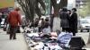 Потеплело, растет число уличных торговцев (ФОТОРЕПОРТАЖ)