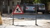 До понедельника перекрыт бульвар  Штефана чел Маре между улицами В.Александри и Тигина