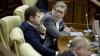 В парламенте разгорелся спор между либералами и коммунистами по поводу румынского языка