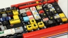 Из кубиков Lego собрали клавиатуру (ВИДЕО)