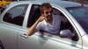 Водителя пикапа за хамское поведение на дороге наказала судьба (ВИДЕО)