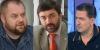 (ВИДЕО) Споры в студии Publika TV: Юрий Рошка vs Кристиан Табэрэ и Виталий Катанэ