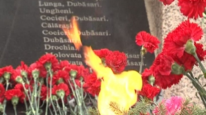 На мемориальных мероприятиях в Коржове  не водружали триколор во избежание провокаций